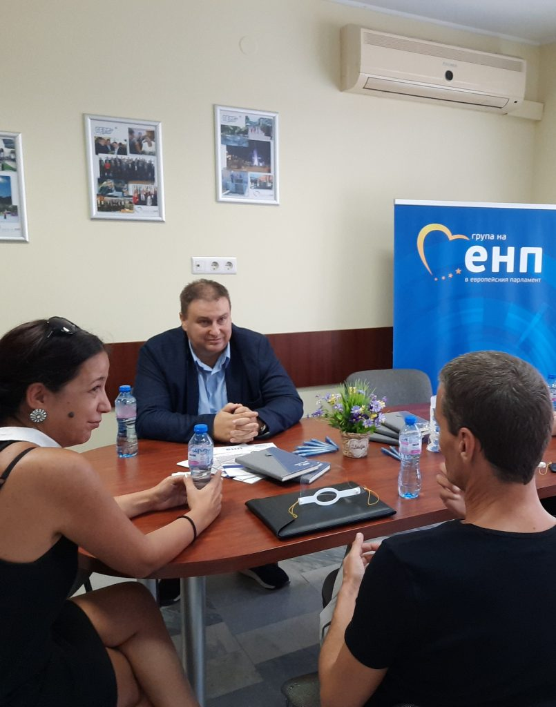 Евродепутатът Емил Радев: Със създаването на правна рамка за технологиите с изкуствен интелект ЕС ще подобри средата за иновации и растеж