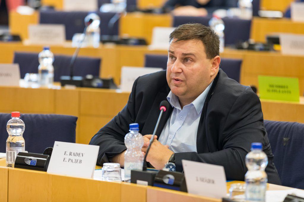 Емил Радев: Стратегията за борба с организираната престъпност трябва да засили съвместните действия на държавите в ЕС